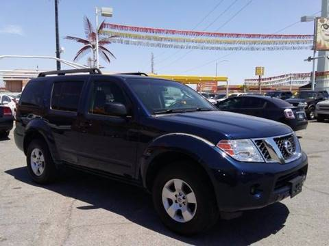 2009 Nissan Pathfinder for sale in Las Vegas, NV