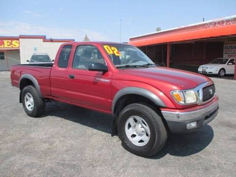 2002 toyota tacoma for sale in nevada. Black Bedroom Furniture Sets. Home Design Ideas