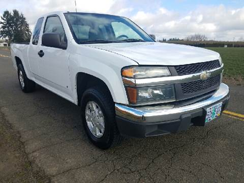 2006 Chevrolet Colorado for sale at Low Price Auto and Truck Sales, LLC in Salem OR