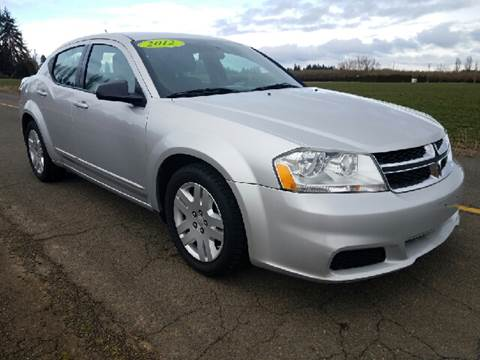 2012 Dodge Avenger for sale at Low Price Auto and Truck Sales, LLC in Brooks OR