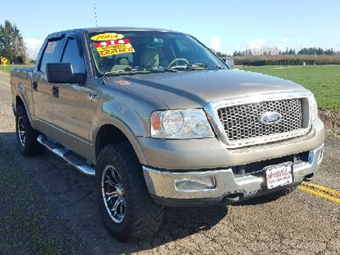 2004 Ford F-150 for sale at Low Price Auto and Truck Sales, LLC in Brooks OR