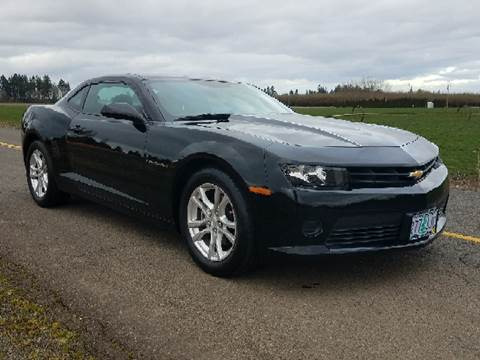 2014 Chevrolet Camaro for sale in Brooks, OR