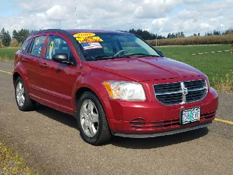 2009 Dodge Caliber for sale at Low Price Auto and Truck Sales, LLC in Salem OR