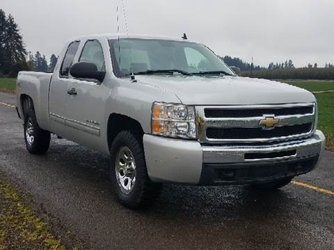 2011 Chevrolet Silverado 1500 for sale at Low Price Auto and Truck Sales, LLC in Salem OR