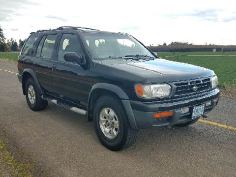 1998 Nissan Pathfinder for sale at Low Price Auto and Truck Sales, LLC in Salem OR