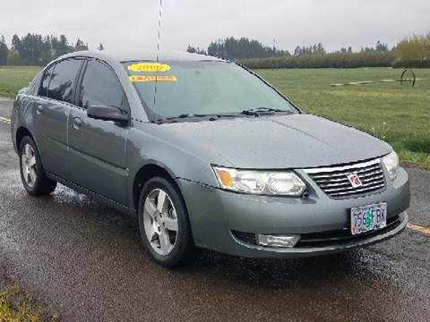 2006 Saturn Ion for sale at Low Price Auto and Truck Sales, LLC in Salem OR