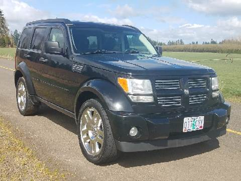2007 Dodge Nitro for sale at Low Price Auto and Truck Sales, LLC in Brooks OR