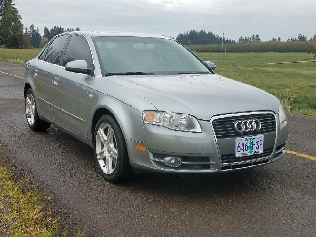 2007 Audi A4 for sale at Low Price Auto and Truck Sales, LLC in Salem OR
