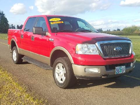 2005 Ford F-150 for sale at Low Price Auto and Truck Sales, LLC in Brooks OR