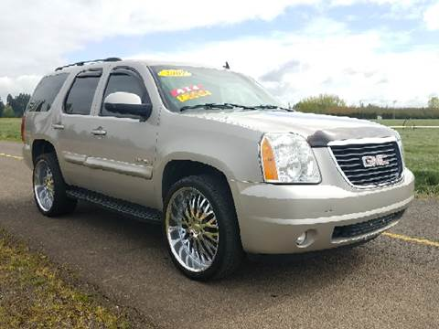 2007 GMC Yukon for sale at Low Price Auto and Truck Sales, LLC in Salem OR