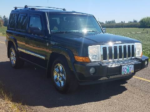 2006 Jeep Commander for sale at Low Price Auto and Truck Sales, LLC in Brooks OR