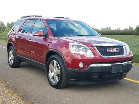 2009 GMC Acadia for sale at Low Price Auto and Truck Sales, LLC in Brooks OR