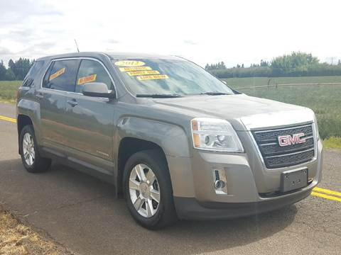 2012 GMC Terrain for sale at Low Price Auto and Truck Sales, LLC in Brooks OR