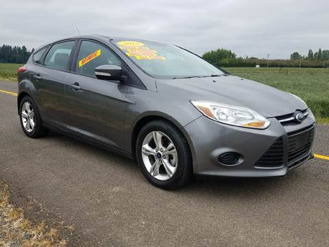 2013 Ford Focus for sale at Low Price Auto and Truck Sales, LLC in Brooks OR