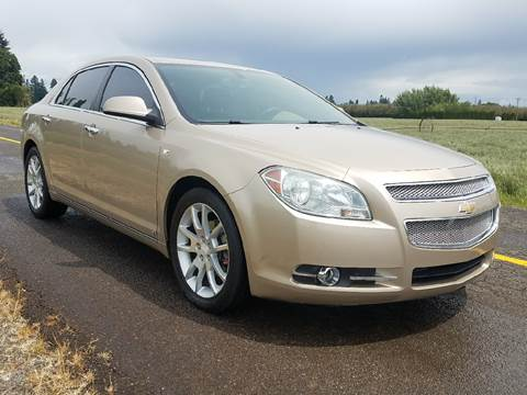 2008 Chevrolet Malibu for sale at Low Price Auto and Truck Sales, LLC in Brooks OR