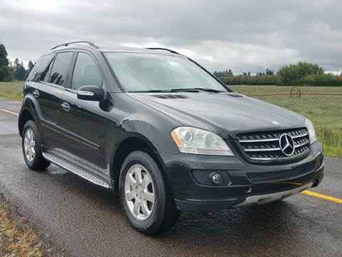 2007 Mercedes-Benz M-Class for sale at Low Price Auto and Truck Sales, LLC in Salem OR