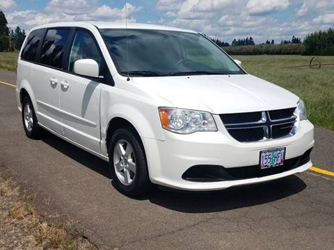 2012 Dodge Grand Caravan for sale at Low Price Auto and Truck Sales, LLC in Salem OR