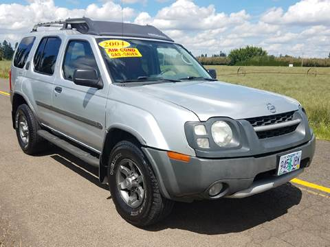 2004 Nissan Xterra for sale at Low Price Auto and Truck Sales, LLC in Salem OR