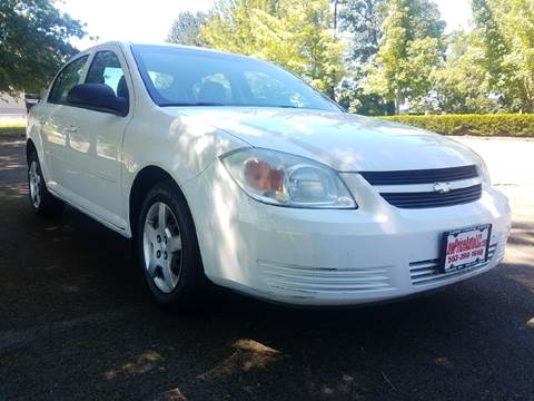 2005 Chevrolet Cobalt for sale at Low Price Auto and Truck Sales, LLC in Salem OR