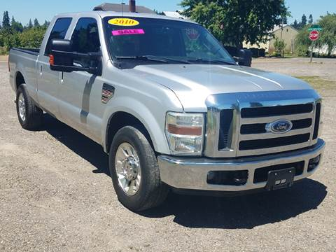 2010 Ford F-250 Super Duty for sale at Low Price Auto and Truck Sales, LLC in Brooks OR