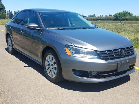2012 Volkswagen Passat for sale at Low Price Auto and Truck Sales, LLC in Brooks OR