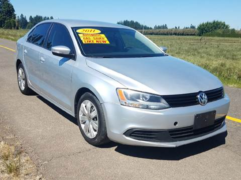 2011 Volkswagen Jetta for sale at Low Price Auto and Truck Sales, LLC in Brooks OR