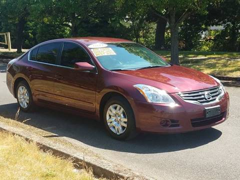 2011 Nissan Altima for sale at Low Price Auto and Truck Sales, LLC in Brooks OR