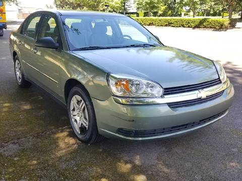 2006 Chevrolet Malibu for sale at Low Price Auto and Truck Sales, LLC in Brooks OR