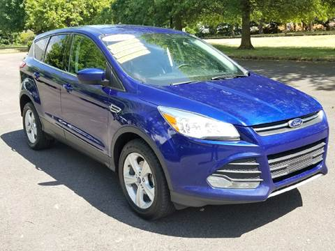 2014 Ford Escape for sale at Low Price Auto and Truck Sales, LLC in Brooks OR