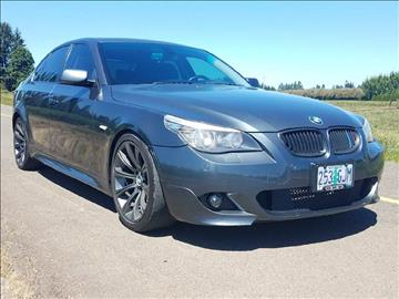 2008 BMW 5 Series for sale at Low Price Auto and Truck Sales, LLC in Brooks OR