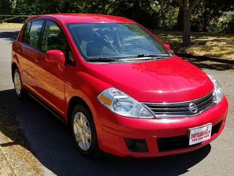 2011 Nissan Versa for sale at Low Price Auto and Truck Sales, LLC in Salem OR