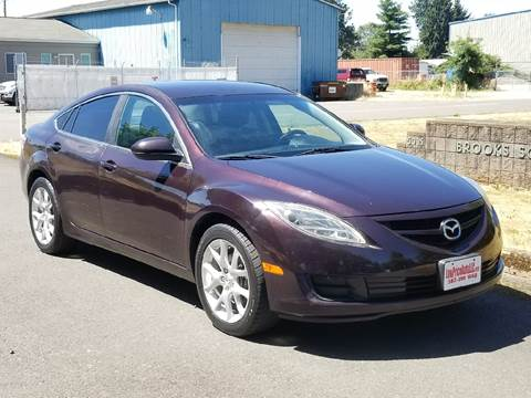 2009 Mazda MAZDA6 for sale at Low Price Auto and Truck Sales, LLC in Salem OR