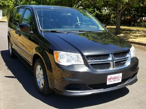 2011 Dodge Grand Caravan for sale at Low Price Auto and Truck Sales, LLC in Salem OR