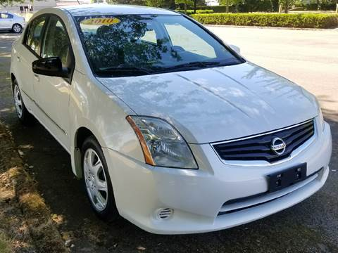 2010 Nissan Sentra for sale at Low Price Auto and Truck Sales, LLC in Brooks OR