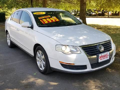 2006 Volkswagen Passat for sale at Low Price Auto and Truck Sales, LLC in Brooks OR