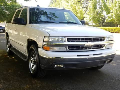 2005 Chevrolet Suburban for sale at Low Price Auto and Truck Sales, LLC in Salem OR