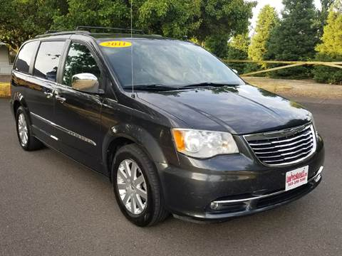 2011 Chrysler Town and Country for sale at Low Price Auto and Truck Sales, LLC in Salem OR