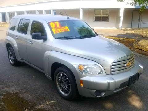 2007 Chevrolet HHR for sale at Low Price Auto and Truck Sales, LLC in Brooks OR