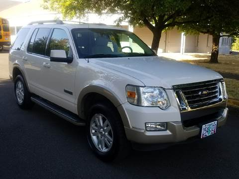 2008 Ford Explorer for sale at Low Price Auto and Truck Sales, LLC in Salem OR