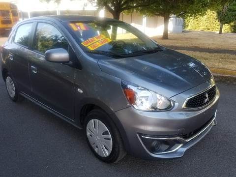 2017 Mitsubishi Mirage for sale at Low Price Auto and Truck Sales, LLC in Brooks OR