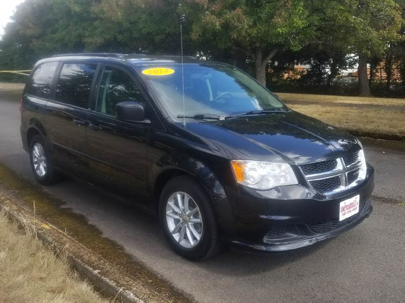 2014 Dodge Grand Caravan for sale at Low Price Auto and Truck Sales, LLC in Salem OR