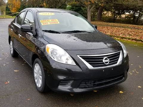 2013 Nissan Versa for sale at Low Price Auto and Truck Sales, LLC in Brooks OR