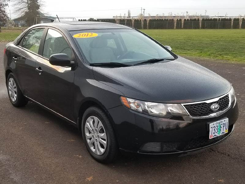 2012 Kia Forte for sale at Low Price Auto and Truck Sales, LLC in Salem OR