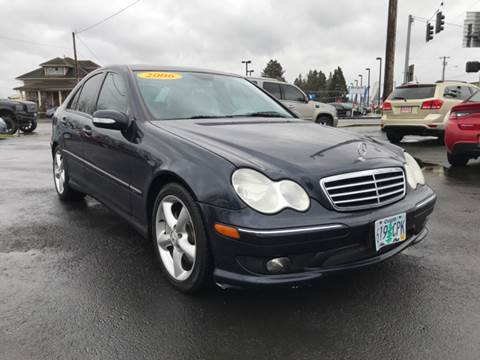 2006 Mercedes-Benz C-Class for sale at Low Price Auto and Truck Sales, LLC in Brooks OR