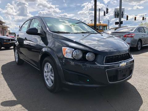 2014 Chevrolet Sonic for sale in Brooks, OR
