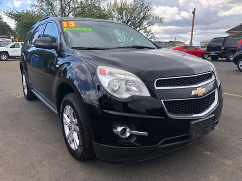 2013 Chevrolet Equinox for sale at Low Price Auto and Truck Sales, LLC in Salem OR