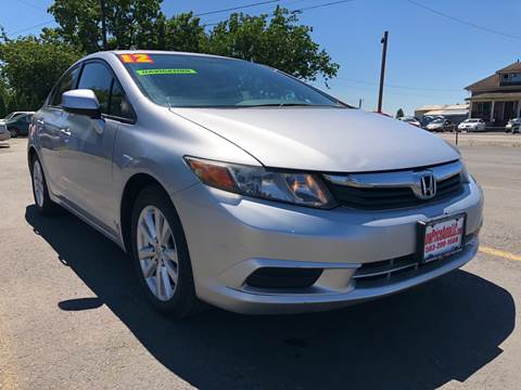 2012 Honda Civic for sale at Low Price Auto and Truck Sales, LLC in Salem OR