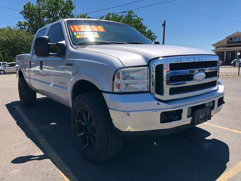 2005 Ford F-250 Super Duty for sale at Low Price Auto and Truck Sales, LLC in Salem OR