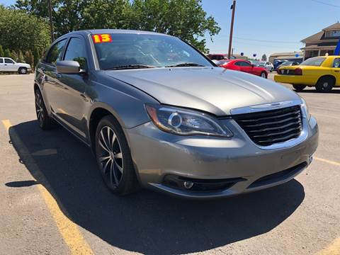 2013 Chrysler 200 for sale at Low Price Auto and Truck Sales, LLC in Brooks OR