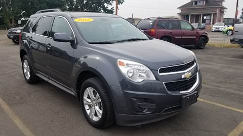 2011 Chevrolet Equinox for sale at Low Price Auto and Truck Sales, LLC in Salem OR
